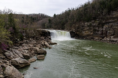 Cumberland Falls (J.I. Wall) Tags: hiking waterfall landscape williamsburg kentucky unitedstates us