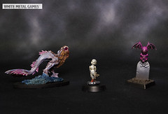 Sea Lion & Familiars (whitemetalgames.com) Tags: sea lion familiar porcelain doll devil baby gargoyle gravestone silver level reaper reaperminis reaperminiatures pathfinder dnd dd dungeons dragons dungeonsanddragons 35 5e whitemetalgames wmg white metal games painting painted paint commission commissions service services svc raleigh knightdale knight dale northcarolina north carolina nc hobby hobbyist hobbies mini miniature minis miniatures tabletop rpg roleplayinggame rng warmongers