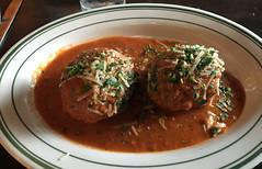 Il Primor Restaurant, Chattanooga, Meatballs & Sunday Sauce (Larry Miller) Tags: chattanooga 2018