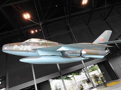 "F-84F Thunderstreak 1 • <a style=""font-size:0.8em;"" href=""http://www.flickr.com/photos/81723459@N04/41709248572/"" target=""_blank"">View on Flickr</a>"