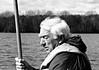 The boatman (bescoe_56) Tags: blackwhite monochrome boating portrait norfolk broads river estuary