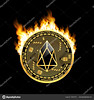 EOS Price Surge Continues After Recent new All-time High (cointuyo.com) Tags: electronic exchange pay ebusiness currency net financial money market internet golden gold symbol cryptography bitcoin business bit banking wallet coin cash trade web virtual sign monetary anonymous digital network concept crypto commerce ecommerce conceptual finance economy payment vector illustration reflection isolated black fire flame burning hot boardlayout eos