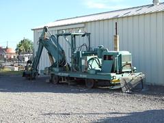 ACR Big Bird Parker AZ 3 Aug 2010 - Copy (AA654) Tags: arzc arizona california short line rail railroad parker