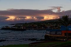 Sunset in Hanga Roa (S Walker) Tags: easter island rapa nui landscape sunset hanga roa