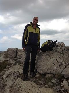 30/04/2018 - Serra delle Ciavole, cima nord, 2130 m