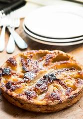 Tarte Normande (David Lebovitz) Tags: davidlebovitz normandy paris appletart appletartrecipe bakery bestinparis pastry recipe tarteauxpommes