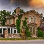 Elora Ontario - Canada - Breadalbane Inn - Heritage Building thumbnail