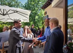 Sebastian Stan în București (U.S. Embassy Romania) Tags: sebastian stan hollywood bucharest bucuresti romania reception actor mungiu piersic