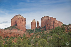 Cathedral Rock (KGHofSF) Tags: arizona cathedralrock geology kghofsf navajosandstone rocks sandstone sedimentary sedona usa afternoon day outside photo photograph photography redrock rock slickrock