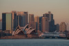 New Day Down Under (quickking) Tags: sydney sydneyharbour sunrise