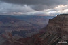 Cloudy Canyon Sunrise (kevin-palmer) Tags: grandcanyon grandcanyonnationalpark nationalpark arizona april spring nikond750 clouds overcast stormy cloudy sunrise early morning mohavepoint tamron2470mmf28