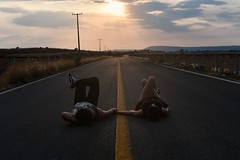 The Beginning (2018) (JoelSossa) Tags: joelsossa mexico girls youth fun friends escape freedom funny friendship feelings explore 35mm nature nice people photography pretty young road night stars summer sunset stories