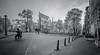 Amsterdam Bloemgracht Prinsengracht (Michael Shoop) Tags: michaelshoop thenetherlands netherlands holland europe canon7dmarkii blackandwhite bw bicycle prinsengracht bloemgracht