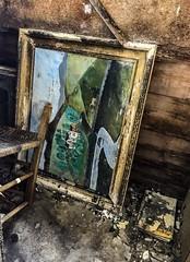 Roofless farmhouse (anitajohansson) Tags: urbexphotography lostart art forgottenart lost urbexing abandoned