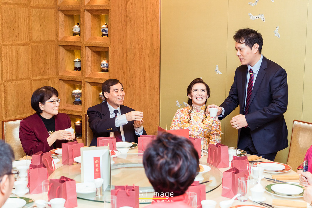 <婚攝>  彥宸 & 珮禎 訂結儀式 / 大倉久和大飯店 The Okura Prestige Taipei