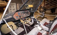 Engstrom F28-A instruments (Morten Kirk) Tags: mortenkirk morten kirk danmarks flymuseum danish aircraft museum dänemarks flugmuseum danmark denmark 2018 sony a7rii a7r ii sonya7rii ilce7rm2 zeiss batis 25mm f2 225 distagon batis225 batis25mmf2 zeissbatis225 engstrom f28a