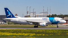 Airbus A320-214 CS-TKK SATA International (William Musculus) Tags: frankfurt am main airport frankfurtmain flughafen fraport eddf fra spotting cstkk sata international airbus a320214 azores airlines a320200 william musculus