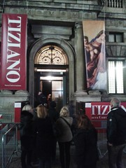 """04.01.2018 Anche noi alla Mostra di Tiziano a Palazzo Marino • <a style=""""font-size:0.8em;"""" href=""""http://www.flickr.com/photos/82334474@N06/42130026581/"""" target=""""_blank"""">View on Flickr</a>"""