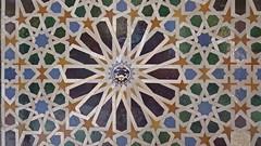 DSCF5619 Sala del Mexuar, Palacios Nazaríes, Alhambra, Granada (Thomas The Baguette) Tags: granada spain granadaspain espagne espana alhambra nesrid nesridpalace patiodelosleones lionfountain comares moorish fountains architecture gardens machuca alcazaba