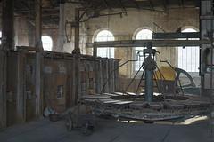 machinery (jkatanowski) Tags: indoor industry industrial machine machinery window hall sony a7m2 50mm
