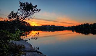 Tuastadvatnet, Røyksund - Norway