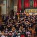DSCN0048left  Ealing Symphony Orchestra, leader Peter Nall, conductor John Gibbons. Dvorak Carnival Overture