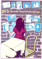DES : The wonder drug you should wonder about (DES Daughter) Tags: des diethylstilbestrol drugs