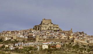 Morella. Castellon, Spain