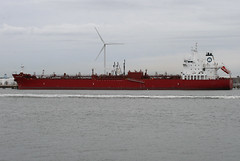 HAFNIA SOYA in Bayonne, New Jersey, USA.  April, 2018 (Tom Turner - NYC) Tags: dock docked hafniasoya tanker bayonne newjersey gardenstate kvk killvankull newyork nyc bigapple usa unitedstates tomturner spot spotting marine maritime pony port harbor harbour transport transportation