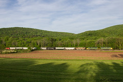 A Long Time in the Making (kcerrato1) Tags: reading northern whff whff2 west hazleton pa pennsylvania fast freight molino port clinton rn milers millers crossing