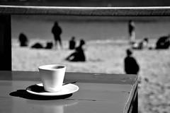 Relaxed coffee (jaume zamorano) Tags: relaxed cup coffee catalunya costabrava beach blackandwhite blancoynegro blackwhite blackandwhitephotography blackandwhitephoto bw d5500 aiguablava hondartza platja playa monochrome monocromo nikon noiretblanc nikonistas pov street streetphotography streetphoto streetphotoblackandwhite urban urbana