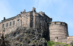 Edinburgh Castle, Scotland. (Chris Kilpatrick) Tags: chris canon canon7dmk2 tamron18270mm tamron outdoor edinburgh castle historic scotland grassmarket