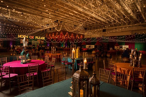 "Colorful Reception Design with Bistro Lighting • <a style=""font-size:0.8em;"" href=""http://www.flickr.com/photos/81396050@N06/42281356281/"" target=""_blank"">View on Flickr</a>"