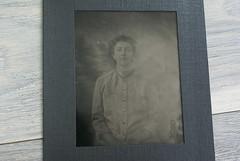 DSC08478 (washuugenius) Tags: photo sanmateo sanmateoeventcenter bayarea makerfaire makerfairebayarea stem 1850 1860 brucemorton tintype sonomatintype photography portrait