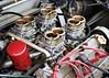 Machina (Jetcraftsofa) Tags: nikonf3 micronikkor5528 colorplus200 35mm slr filmphotography ferrari engine machine machina exoticcar