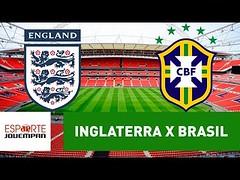 Transmissão AO VIVO - Inglaterra x Brasil (portalminas) Tags: transmissão ao vivo inglaterra x brasil
