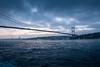 Bridge to Asia, Istanbul (Aicbon) Tags: verde puente mar marmara estrecho bosforo sea bridge boporus blue sunset cruise crucero istanbul estambul turkey turquía türkiyeotomano bizancio constantinoplaciudad city europe asia arquitectura architecture