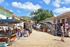 Market.Trinidad Cuba (davidsharp159) Tags: cuba trinidad street streetscene streetphotography streetpeople streetshot streets people cobbles preserved stalls