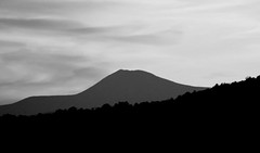 Mount Katahdin B&W (RockN) Tags: mtkatahdin heighestinmaine august2016 baxterstatepark maine newengland