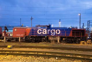 SBB Am 843 094 Basel Lokdepot