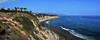 Los Angeles - Malibu Panorama (Drriss & Marrionn) Tags: losangelesca la california usa citytrip sky coast malibu landscape landscapes ocean view sea water bluesky shore seaside panorama outdoor pointdume naturalreserve cliff californiastatepark losangeles bay