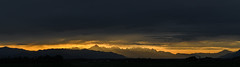 Triglav (happy.apple) Tags: mengeš domžale slovenia si triglav sunset sončnizahod mountains julijskealpe julianalps clouds