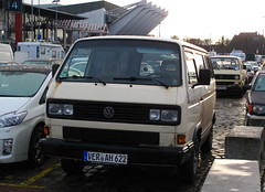 Volkswagen Transporter (T3) x2 (rvandermaar) Tags: volkswagen transporter t3 volkswagentransporter vwtransporter volkswagent3 vwt3 vw rvdm