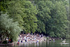 early summer (piktorio) Tags: berlin germany grunewald lake beach water fun sunshine spring green foliage trees swimming playing sunbathing urbannature nature lakeshore