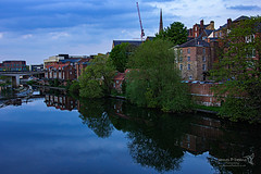 Durham 06 May 2018 00503.jpg (JamesPDeans.co.uk) Tags: cranes forthemanwhohaseverything england plants gb printsforsale industry durham riverwear unitedkingdom transporttransportinfrastructure nature trees britain river reflection wwwjamespdeanscouk europe greatbritain landscape landscapeforwalls jamespdeansphotography uk digitaldownloadsforlicence