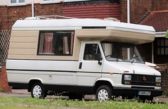 C500 LCP (Nivek.Old.Gold) Tags: 1986 talbot express autosleeper camper 1971cc