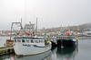 DSC00171 - Scallop Boats (archer10 (Dennis) 136M Views) Tags: fishing sony a6300 ilce6300 18200mm 1650mm mirrorless free freepicture archer10 dennis jarvis dennisgjarvis dennisjarvis iamcanadian novascotia canada boat digby pier fog
