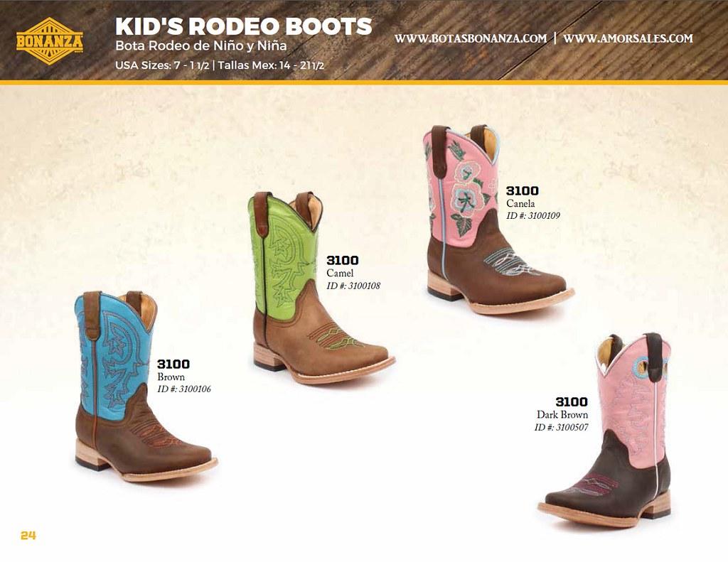 83f295bb680 Catalogo Amor Sales Bonanza Western Boots Vol 4 Botas Vaqueras_Page_24 (Amor  Sales®) Tags