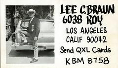 QSL Card (SwellMap) Tags: qsl cbradio vintage postcard radio hamradio folkart amateur