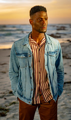 Asilomar Beach Model Shoot (Thanks for 1.3 million views) Tags: kando asilomar model sony lighting
